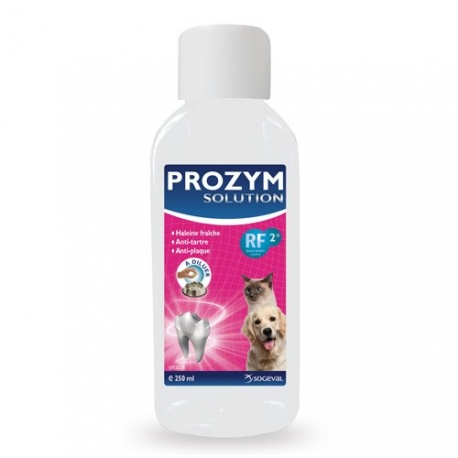 Prozym Solution à diluer RF2 - Flacon de 250 ML