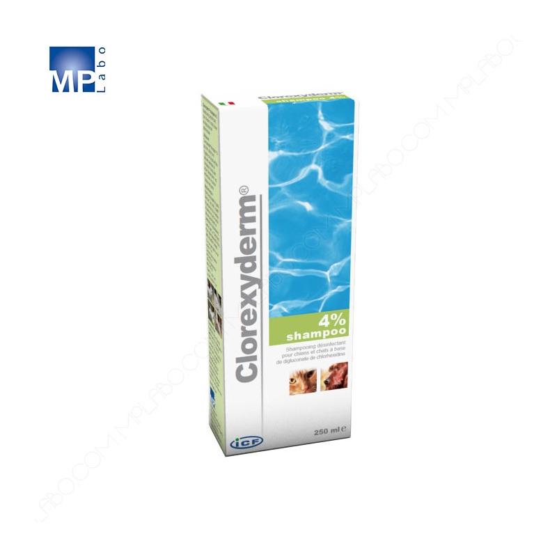 Clorexyderm 4% Shampoo