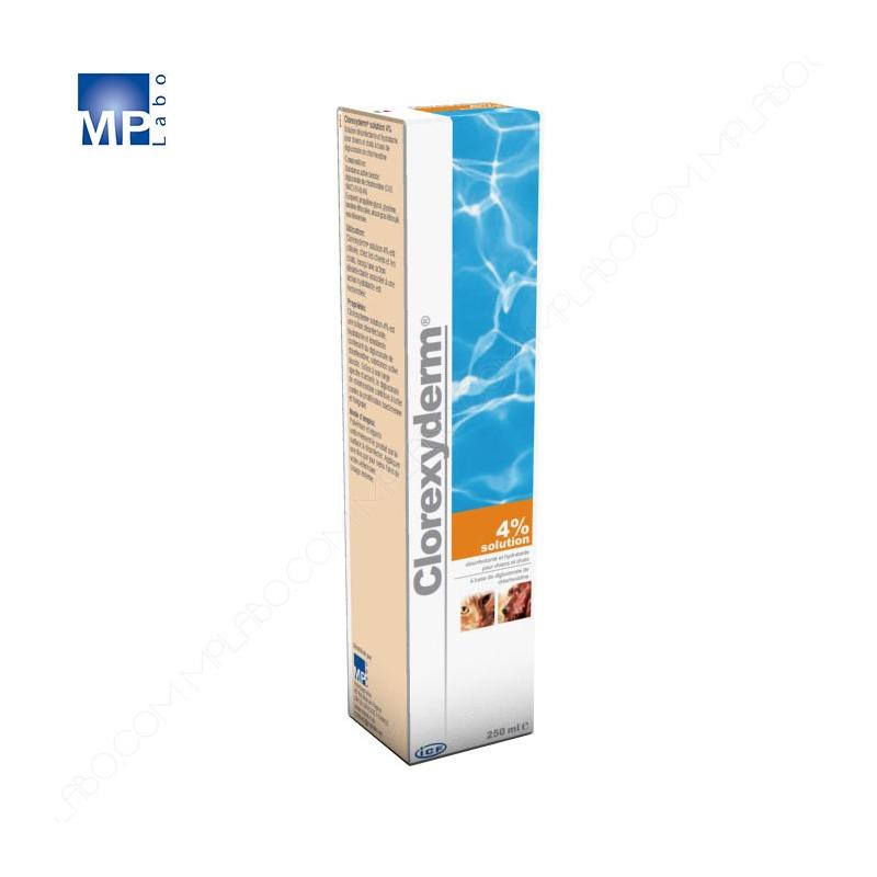 Clorexyderm 4% solution