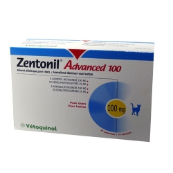 "ZENTONIL ""ADVANCED"" 100 MG"