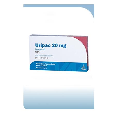 URIPAC 20 mg