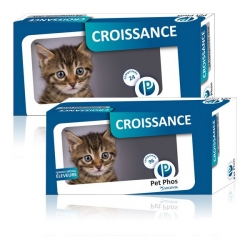 PET PHOS Croissance Chat