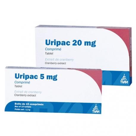 URIPAC 5 mg