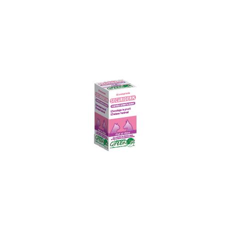 SECURIDERM - Présentoir 30x10 comprimés